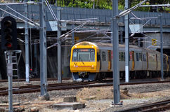 Ferrovia del Queensland Immagine Stock