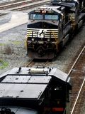 Ferrovia del sud della Norfolk Fotografia Stock Libera da Diritti