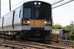 Ferrovia dell'abbonato fotografie stock libere da diritti