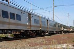Ferrovia dell'abbonato fotografie stock
