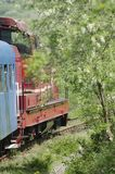 Ferrovia di Anina - di Oravita Immagine Stock Libera da Diritti