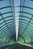 Ferrovia metropolitana Immagini Stock