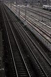 Ferrovia (stazione ferroviaria) Fotografie Stock