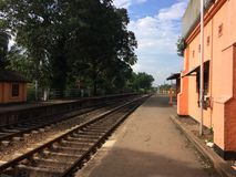 Ferrovias Fotos de Stock
