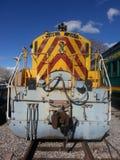 Ferrovie del sud classiche della macchina per locomotive fotografia stock
