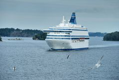 Ferry. stock image