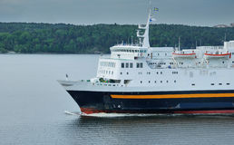 Ferry. stock images