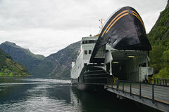 The ferry Stock Photography