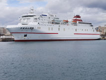 Ferry Image libre de droits
