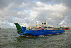 Ferry. Royalty Free Stock Photos
