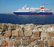 Ferry. Stock Photo