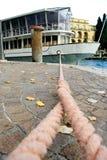 Ferry berth Royalty Free Stock Image