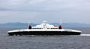 Ferry boat Stock Photography