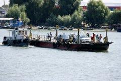 Ferry-boat royaltyfri foto