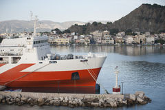 Ferry-boat Stock Image