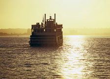 Free Ferry Boat Royalty Free Stock Photo - 60190275