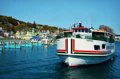 Ferry Boat Royalty Free Stock Photo