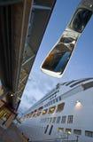Ferry-boat d'un bus Images stock