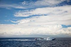 Ferry-boat de passager Images libres de droits