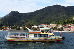 Ferry boat Royalty Free Stock Images