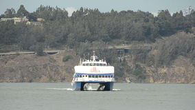 Ferry boat in San Francisco Royalty Free Stock Images