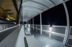 On ferry boat ship Royalty Free Stock Images