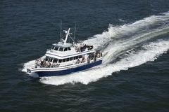 Ferry boat transport Stock Photos
