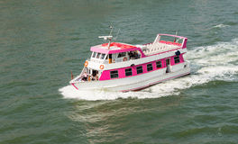 Ferry Boat in Venice Royalty Free Stock Photos