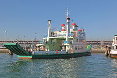 Ferry Boat Stock Image