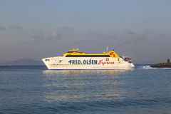 Ferry Bocayna Express from Fred Stock Images