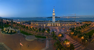 Ferry Building. Various stiched images big file Stock Images