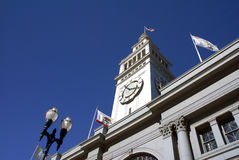 Ferry Building. In San Francisco Royalty Free Stock Image