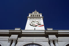 Ferry Building. In San Francisco Stock Photo
