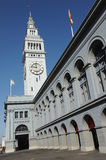Ferry Building Stock Photo