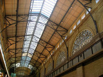 Ferry Building Ceiling, SF, CA Royalty Free Stock Image