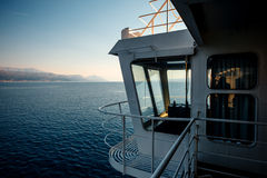 Ferry cabin Royalty Free Stock Image