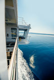 Ferry cabin Royalty Free Stock Images