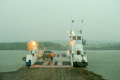 Ferry Crossing Royalty Free Stock Images