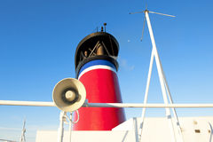 Ferry cruise Royalty Free Stock Photography