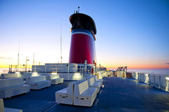 Ferry cruise Royalty Free Stock Images