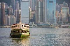 Ferry d'étoile Images libres de droits