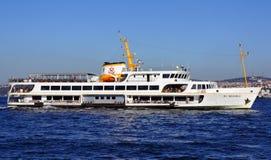 Ferry d'Istanbul Images libres de droits