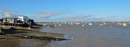 Ferry de Felixstowe Photographie stock libre de droits