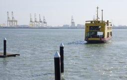 Ferry de Penang, Malaisie photographie stock libre de droits