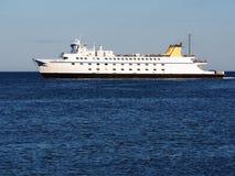 Ferry de point de l'Orient Photographie stock