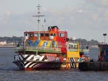 Ferry de Razzle le Mersey photo libre de droits