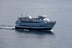 Ferry de Seattle photographie stock libre de droits