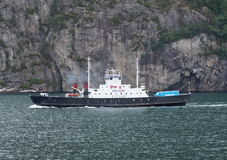 Free Ferry In Norway Stock Photo - 76081670