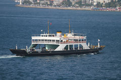 Ferry in Istanbul Royalty Free Stock Photography