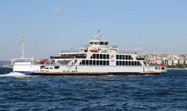Ferry in Istanbul Stock Image